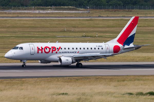 F-HBXE - Embraer 170