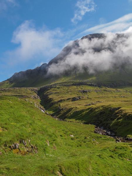 Trip to Noróradalur. Photo: Martin Bager.