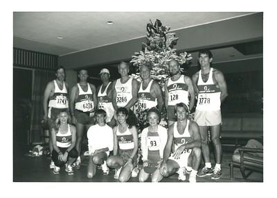 18th Annual Honolulu Marathon 12-9-1990