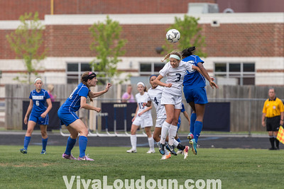 Girls Soccer: Tuscarora at Stone Bridge 6.4.14 (by Chas Sumser)