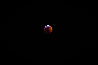 2019-1-20 Lunar Eclipse