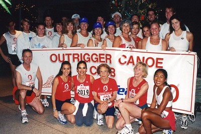 26th Annual Honolulu Marathon 12-13-1998