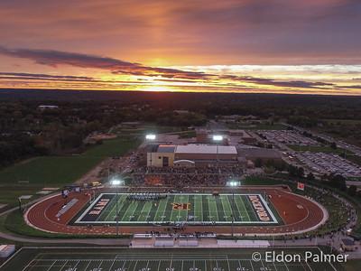Rockford Homecoming  2016 Aerials