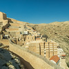 The Mar Saba Monastery, Israel