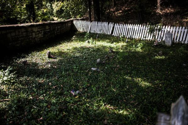 Old Bott Cemetery Millville Ky