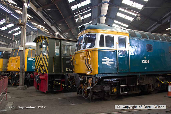 2012, 22 September, Barrow Hill model rail event