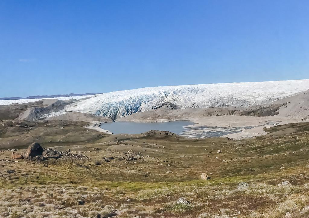 Kangerlussuaq Greenland - Russel Glacier - Lina Stock