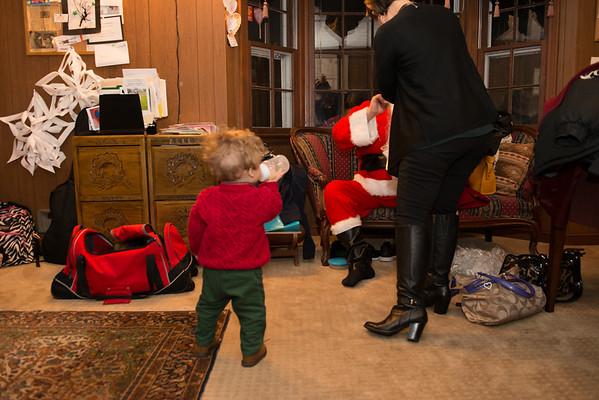 Christmas with Santa!