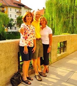 skip wilson's Slovenia trip 2011