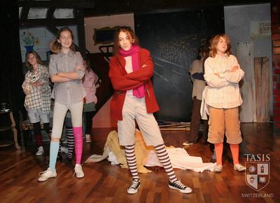 Annie - Middle School Musical