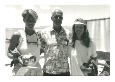 6th Annual Cline Mann 5K 8-11-1990