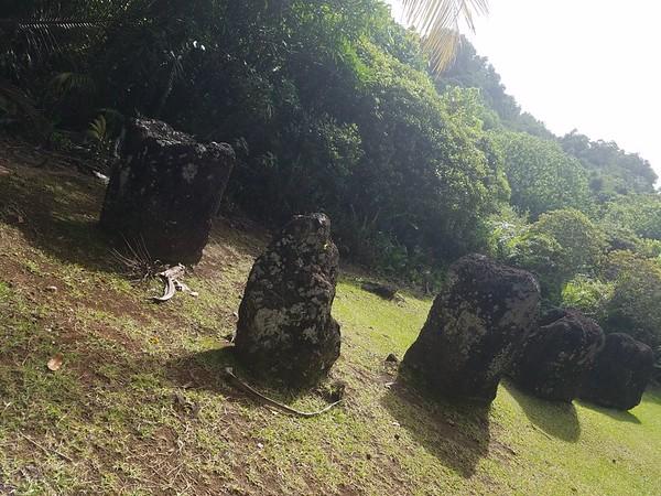 Stone Monoliths of Ngarchelong