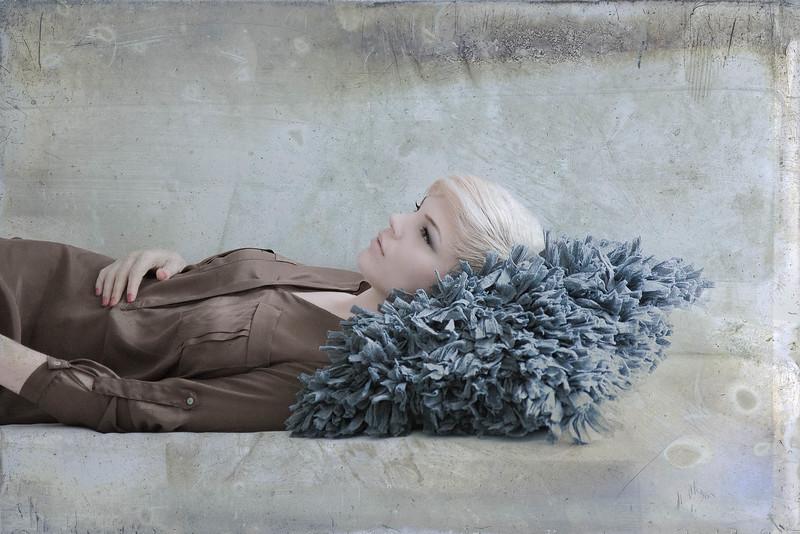Natalie Jean White, styling Vincent Lee