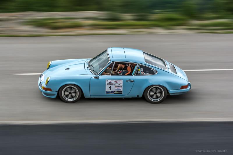 Porsche 911 Machine Revival