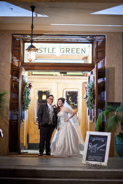 Leenard & Renee | Castle Green Wedding