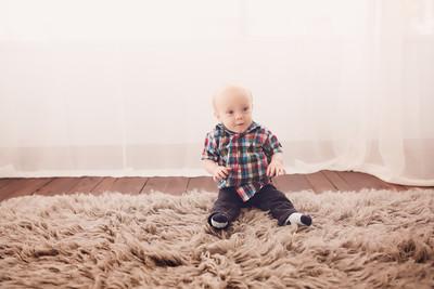 Oliver - 9 Months