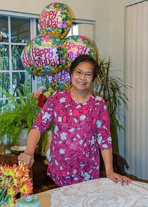 Charing's Birthday Celebration