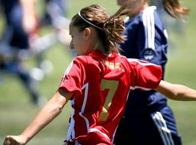 Colorado Girls Club Soccer 2007