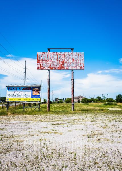 Truck Stop - Coca Cola Diner