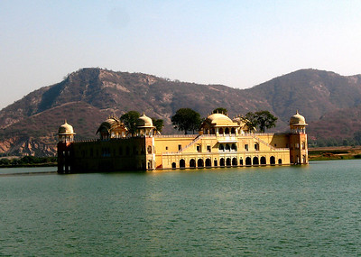 Jal Mahal - Water Palace