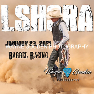 LSHSRA Barrel Racing Jan 23  2021