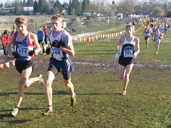 2005 Canadian XC Championships - It's taking too long to write all these captions