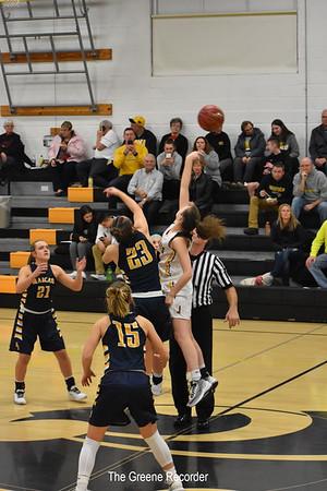 Basketball at Janesville