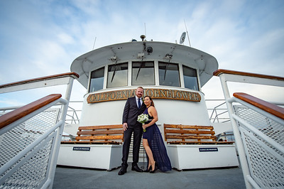 Zina & Lee Hornblower Wedding