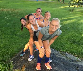 Bell Park Workout'16