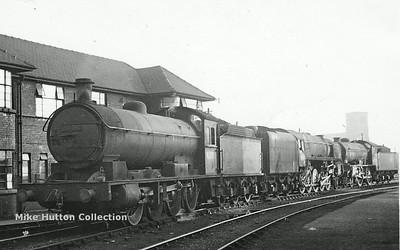 63390-63399 Built 1918 Darlington