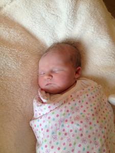 Hailey Taylor Jacobson's Birth