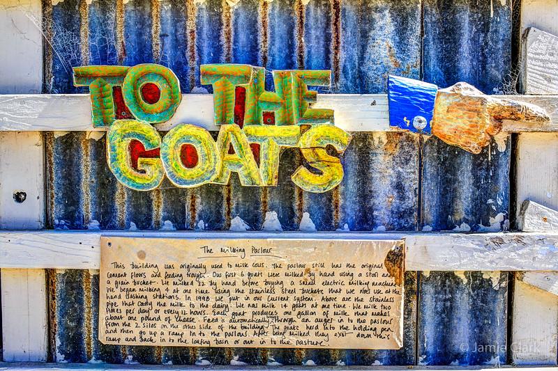 2013-03-24 Pescadero Beach and Harley Goat Farm