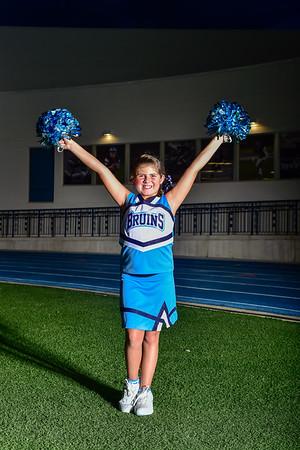 Cheerleaders 5th, 6th, 7th