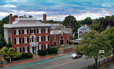 Historic Houses of the Peabody Essex Museum