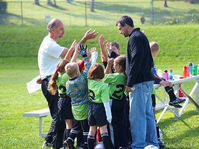 10/3/09 - Soccer Game