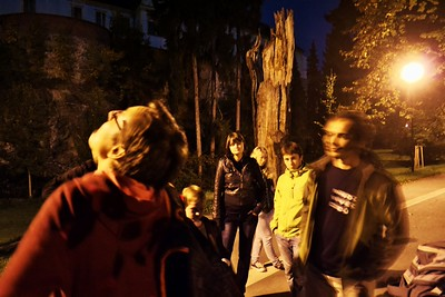 Noc vědců 2012