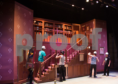 7/18/14 Texas Shakespeare Festival Presents My Fair Lady by Don Spivey