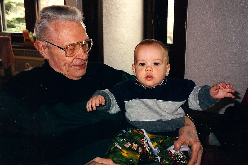 Nathan and Grandsons