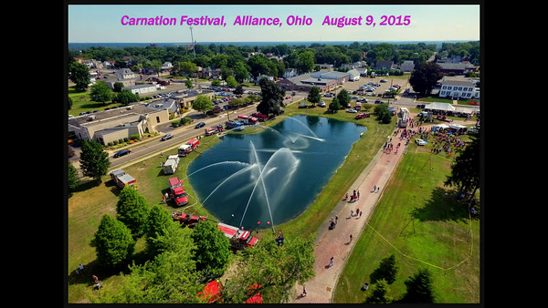Carnation Festival   8-9-15 and 8-13-16