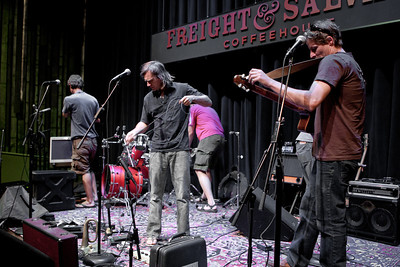 Absynth June 24,2011 live at the Freight and Salvage