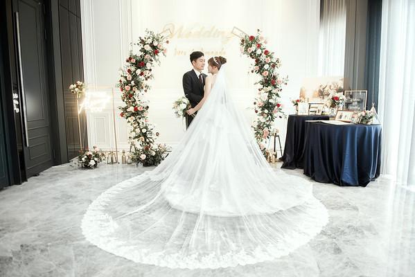 WEDDING 台中婚禮|台中萊特薇庭