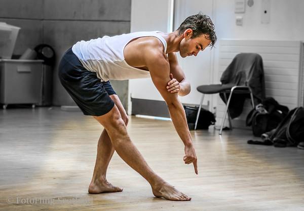 David Hughes Dance Workshop - July 2013