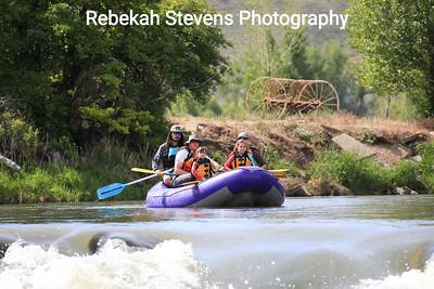 6-20-20 AM Guide Mitch/Purple Boat