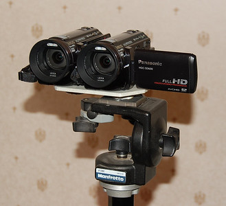 2011-05-15, 3D Rig with two SD600