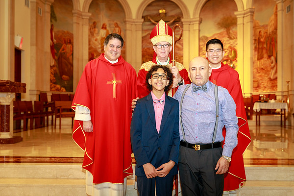 2018 St James Confirmation