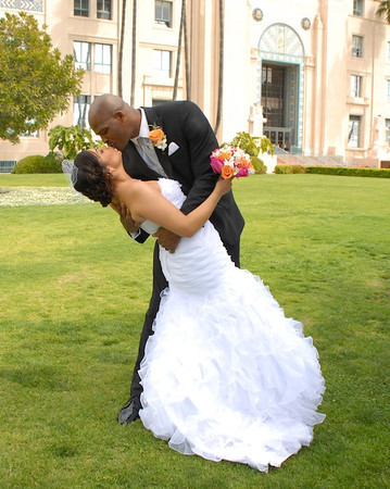 Mr. & Mrs. Brown Wedding April 2012
