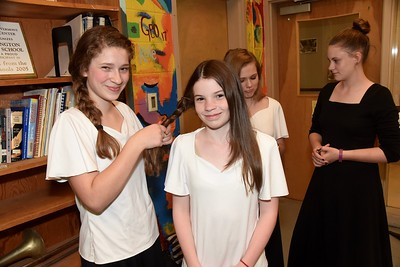 AMHS Presents...The Sound Of Music...Pre-Concert photos by Gary Baker