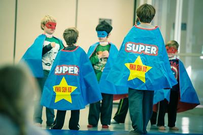 7th Annual Winter Superhero Camp Graduation