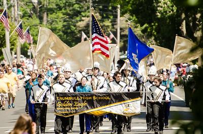 Trumbull Parade