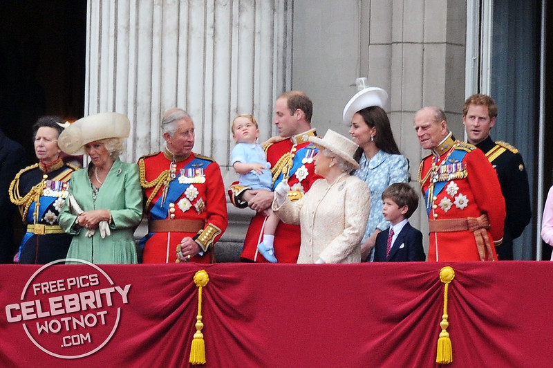 The Queen Is Joined By Her Family For Her Birthday Celebrations